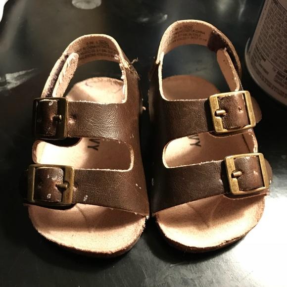 Baby Boy Old Navy Sandals 3 Months